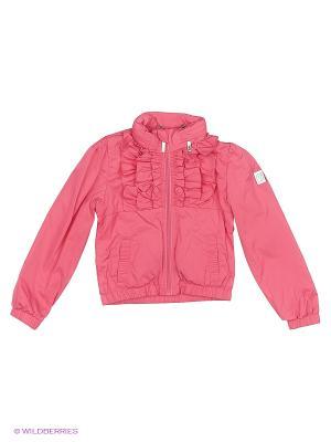 Ветровка DIALINI. Цвет: розовый