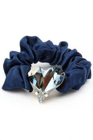 Резинка Shining Curl. Цвет: голубой