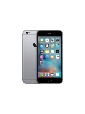 Смартфон Apple MKUD2RU/A iPhone 6s Plus 128Gb серый. Цвет: серый
