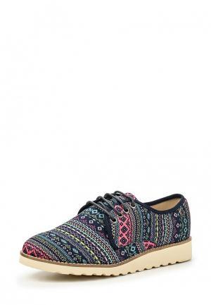 Ботинки Chika10. Цвет: мультиколор