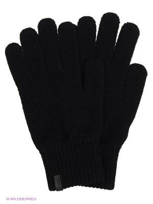 Перчатки Wrangler. Цвет: черный