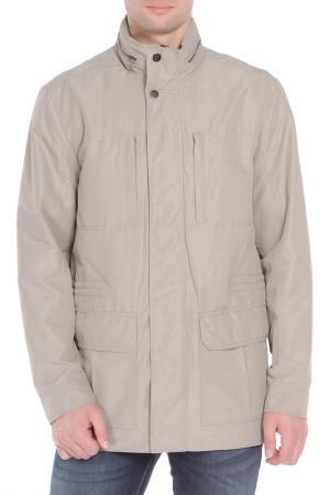 Куртка Tom Farr. Цвет: темно-бежевый