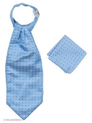 Шейный Платок RUXARA. Цвет: голубой