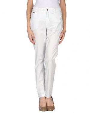 Повседневные брюки KUBERA 108. Цвет: небесно-голубой