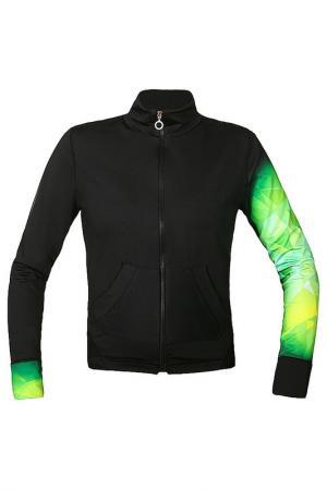 Куртка FEELJ!. Цвет: мультицвет