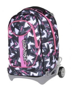 Рюкзаки и сумки на пояс SEVEN. Цвет: фуксия