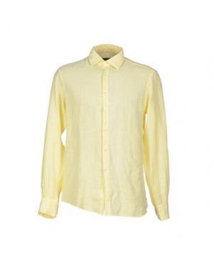 Pубашка I.D.I.B.. Цвет: желтый