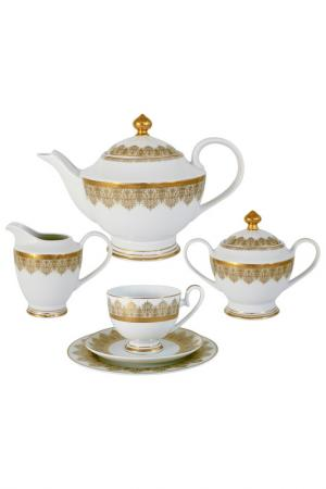 Чайный сервиз Бруней Midori. Цвет: мультиколор