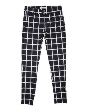 Повседневные брюки TO BE TOO. Цвет: черный