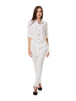 Блузка HELMIDGE. Цвет: белый