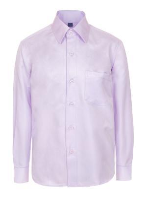 Рубашка Brostem. Цвет: сиреневый