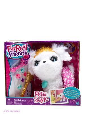 Модные зверята FURREAL FRIENDS. Цвет: фиолетовый, розовый, белый, зеленый