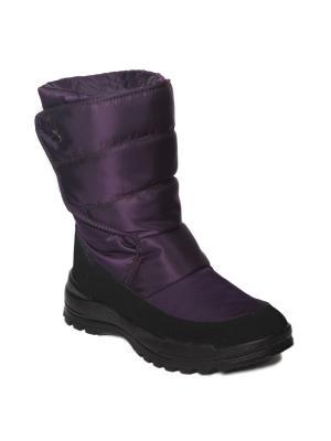 Сапоги Alaska Originale. Цвет: фиолетовый