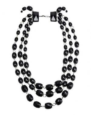 Ожерелье FIRST PEOPLE. Цвет: черный