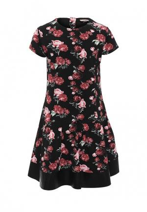 Платье Brums. Цвет: черный