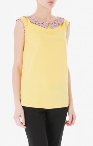 Блуза Желтая YETONADO