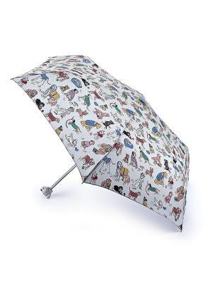 Зонт ButtonSpotRichGreen Fulton. Цвет: зеленый