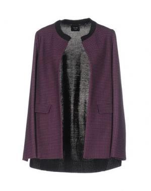 Пиджак ALYSI. Цвет: розовато-лиловый