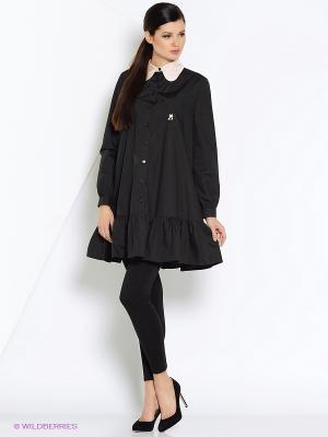 Платье СОНЯ МАРМЕЛАДОВА. Цвет: черный