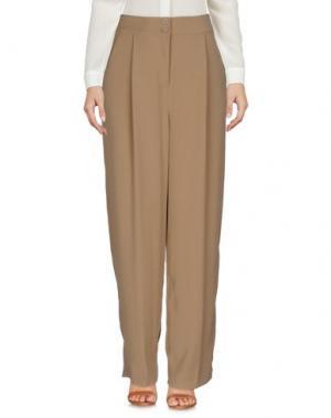 Повседневные брюки AMERICAN VINTAGE. Цвет: песочный