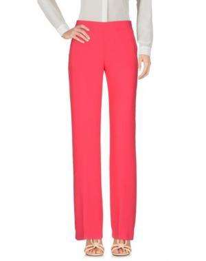 Повседневные брюки KITTE. Цвет: фуксия