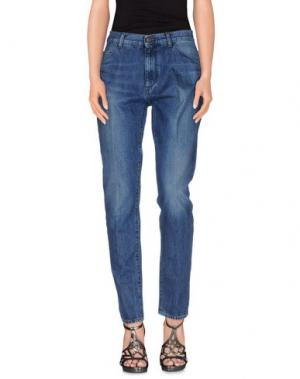 Джинсовые брюки # 7.24. Цвет: синий