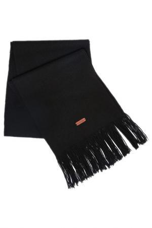 Шарф U.S. Polo Assn.. Цвет: vr046 черный