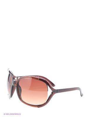 Солнцезащитные очки MS 01-027 07P Mario Rossi. Цвет: темно-красный