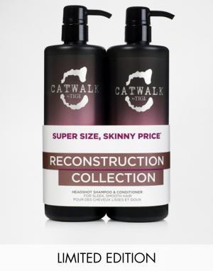 Tigi Catwalk Комплект из двух средств ограниченной серии для ухода за волосами. Цвет: headshot