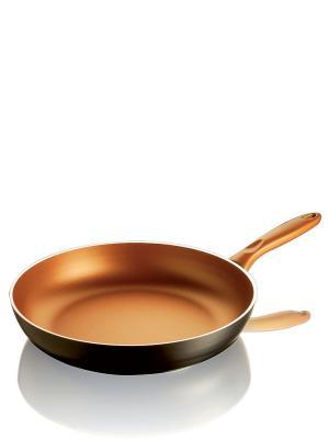 Сковорода глубокая Frabosk. Цвет: черный, бронзовый