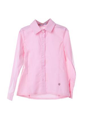 Рубашка Chadolini. Цвет: розовый
