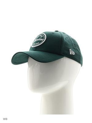Бейсболки New Era. Цвет: зеленый