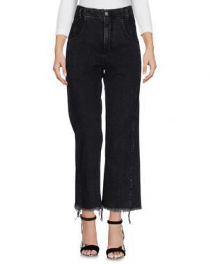 Джинсовые брюки RACHEL COMEY. Цвет: черный