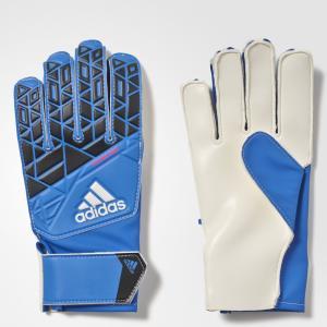 Вратарские перчатки ACE YOUNG PRO  Performance adidas. Цвет: черный