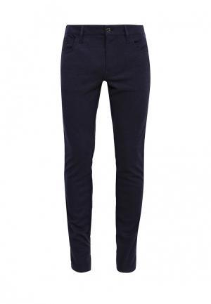 Брюки Guess Jeans. Цвет: синий