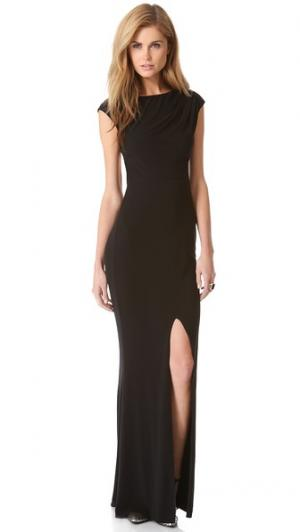 Adriana II Mermaid Maxi Dress Rachel Zoe. Цвет: голубой