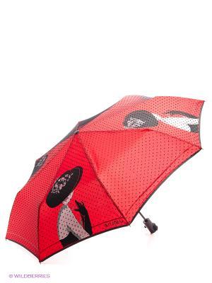 Зонт Flioraj. Цвет: красный