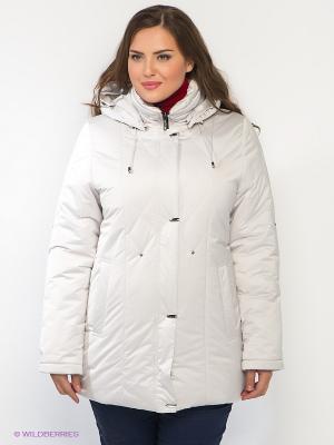 Куртка IRJA Maritta. Цвет: светло-серый