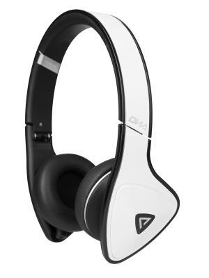 Наушники с микрофоном Monster DNA On-Ear, White Tuxedo. Цвет: белый