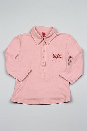 Лонгслив Phard. Цвет: розовый