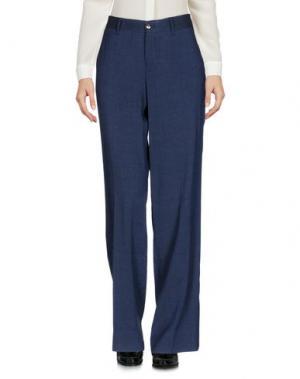 Повседневные брюки PT0W. Цвет: темно-синий