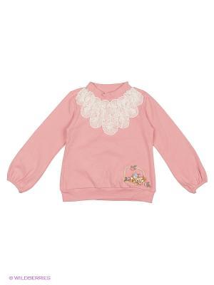 Блузка Stephen Bear. Цвет: розовый