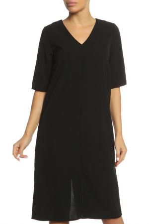Платье ICHI. Цвет: 10001 черный