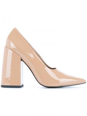 Туфли-лодочки Zaren II Senso. Цвет: коричневый