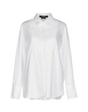 Pубашка TY-LR. Цвет: белый