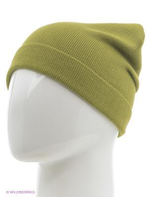 Шапка FOMAS. Цвет: зеленый