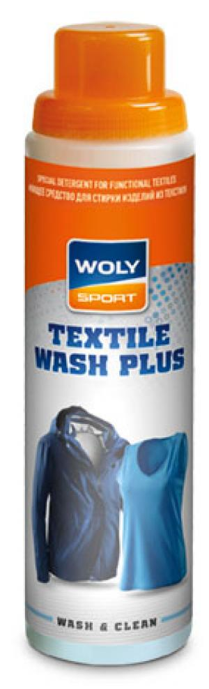 Моющее средство для стирки изделий из текстиля  Sport Textile Wash, 250 мл Woly