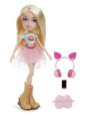 Bratz! Диджей, кукла делюкс Хлоя BRATZ. Цвет: розовый