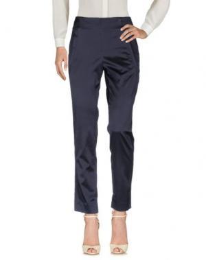 Повседневные брюки STRENESSE. Цвет: темно-синий