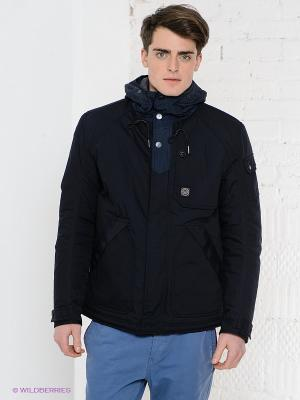 Куртка Duck and Cover. Цвет: темно-синий